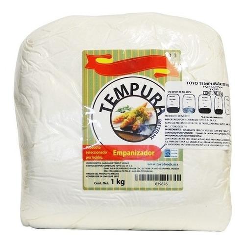 Imagen 1 de 1 de Toyo Foods, Tempura, 1 Kg