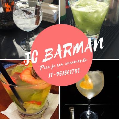 Jc Barman - O Melhor Do Bar Para Sua Melhor Festa
