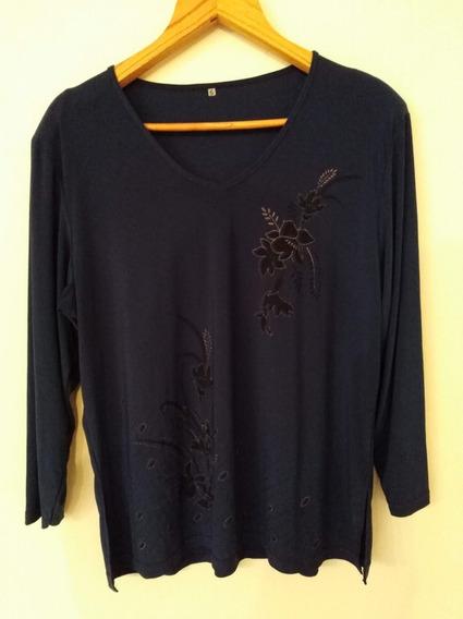 b45c358580f7 Remera Vestir Mujer Importada - Ropa y Accesorios Negro en Mercado ...