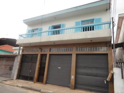 Sobrado  Residencial À Venda, Vila Formosa, São Paulo. - So0045