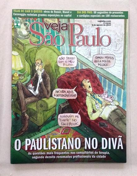 Veja S P / Paulistano No Divã / Cerveja Duff / Bienal Livro