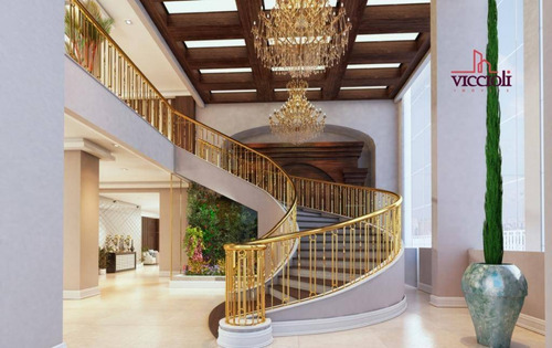 Apartamento À Venda, 85 M² Por R$ 548.500,00 - Canto Do Forte - Praia Grande/sp - Ap1695