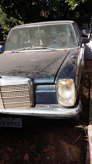 Mercedes Benz 230 6cc Ñ Opala 69 Antigo