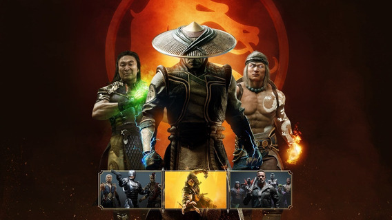 Mortal Kombat 11 Aftermath + Mortal Kombat 11 - Steam Key