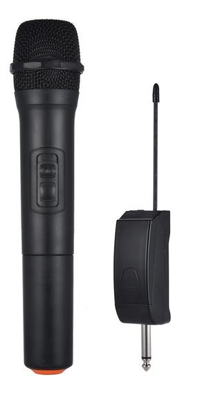 Vhf Handheld Microfone Sem Fio Microfone Sistema De 5 Canais