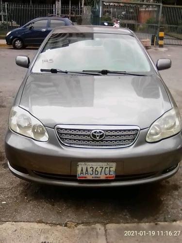 Toyota Corolla Sensación Lx