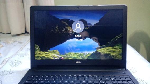 Notebook Dell I15 5000