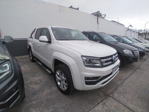 Volkswagen V6 Highline 2017 50.000km Blanco Impecable