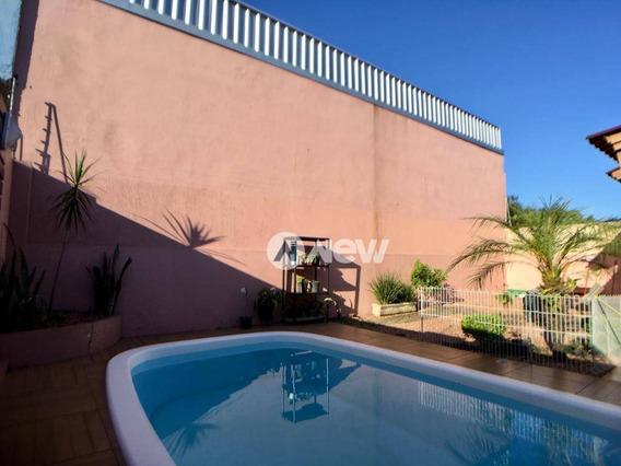 Casa Com 3 Dormitórios À Venda, 126 M² Por R$ 400.000,00 - Encosta Do Sol - Estância Velha/rs - Ca3192