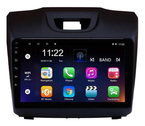 Radio Android Chevrolet Dmax 2014/19 Wifi Bt 4gps Betafix Ec