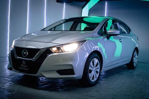 Imagen 1 de 10 de Nissan Versa Sense 2020