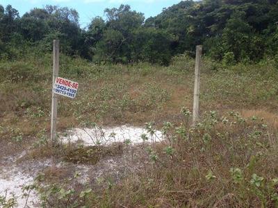 Terreno No Parque Augustus, Em Itanhaém, Com 300m², Ref 3220