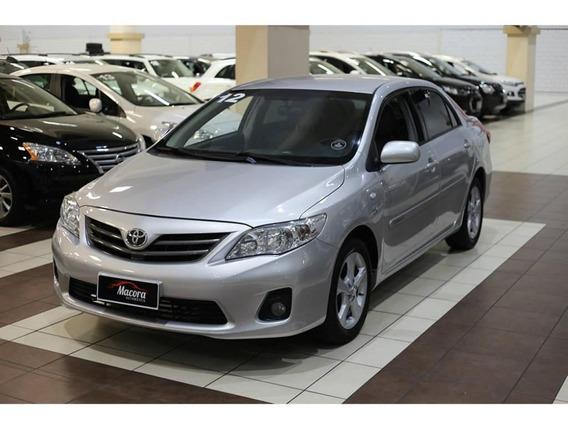 Toyota Corolla Gli 1.8 Aut.