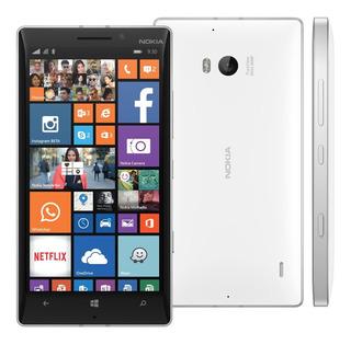 Nokia Lumia 930 4g Windows Phone 8.1 32gb Vitrine Anatel!nf