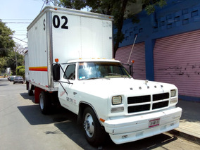 Camioneta Dodge 3.5 Mod. 91
