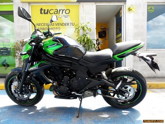 Kawasaki Er650 Egf