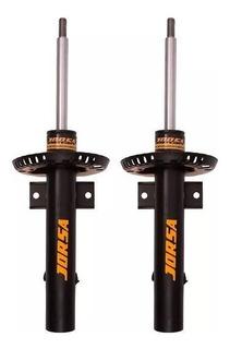 Amortiguadores Vastago Corto Gol Trend Delantero Jorsa Kit 2
