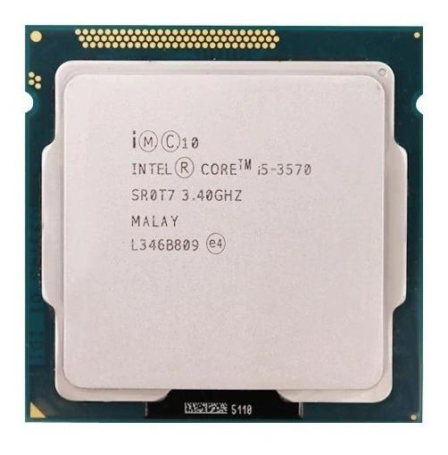 Processador Intel® Core I5-3570 3.4ghz 1155 4-núcleos Gamer