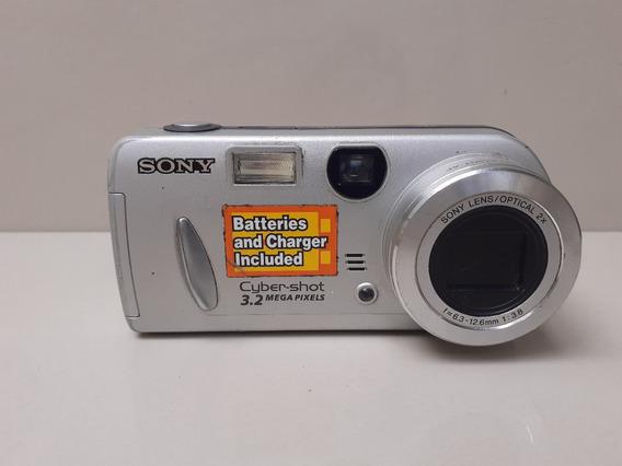 Sony_cybershot Dsc-p52 Com Defeito