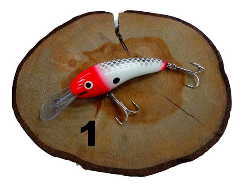 Señuelo Cabezon De 11 Cm Media Agua Oldfisherman