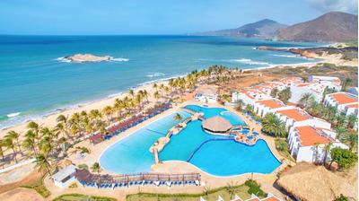 Hermoso Resort Con Playa Gran Piscina