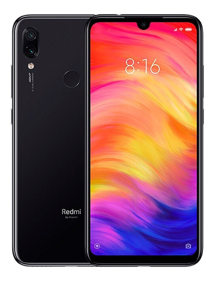 Xiaomi Redmi Note 7 128gb 4gb Ram Versión Global Sellado