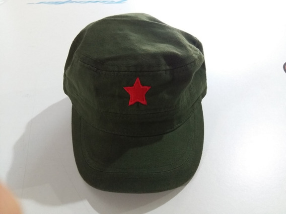 Gorra Che Guevara Fidel Castro Revolucion