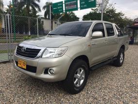 Toyota Hilux 4x4 2.5 Disel