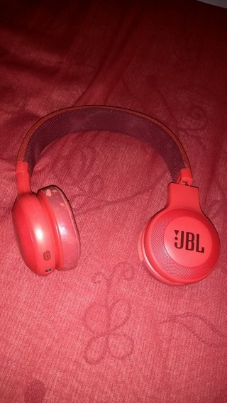 Fone Jbl Vermelho