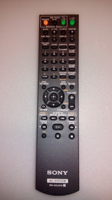 Controle Rm-adu008 Hcd-sr4w Dav-sr4w Sony