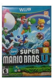 Juegos Nintendo Wii U Originales