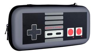 Redlemon Funda Estuche Protector Retro Nintendo Switch Nes