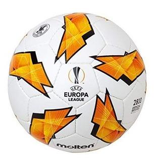 Pelota Futbol N 5 Molten Uefa Maquina Rota Deportes