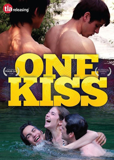 Pelicula Dvd One Kiss (un Bacio, Italiano) Gay, Envio Dhl