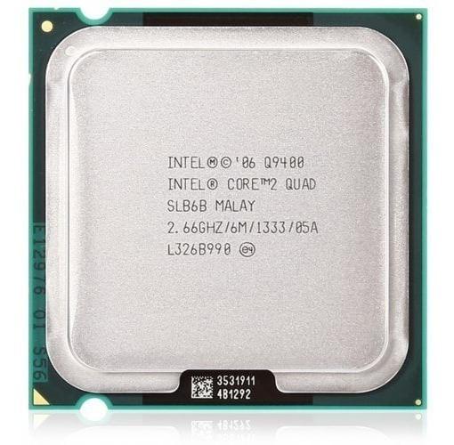 Processador Core 2 Quad Q9400 2.66ghz 6mb 1333 Lga 775 + Pas