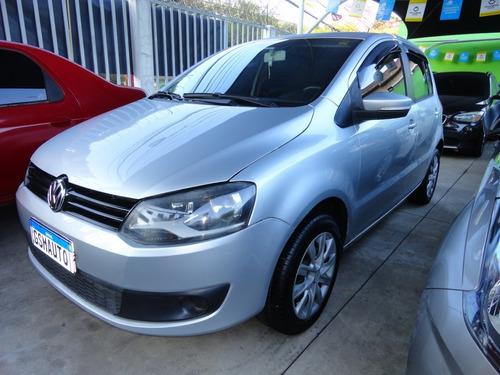 Imagem 1 de 11 de Volkswagen Fox 1.6 Vht Total Flex 5p