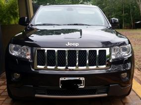 Jeep Grand Cherokee 3.6 Overland 286hp At 2013