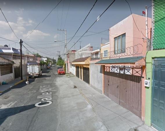 ***casa En San Juan De Aragon Vi Secc. Remate Bancario***