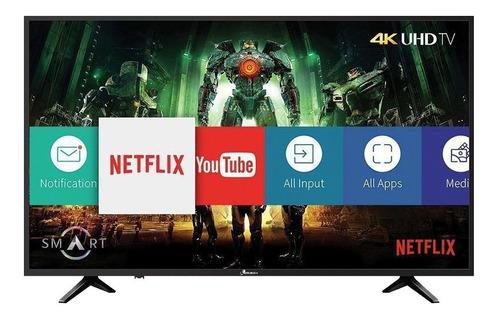 Imagen 1 de 1 de Tv Riviera De 50  Mando De Voz 4k Wifi+bluetooth Android 9.0
