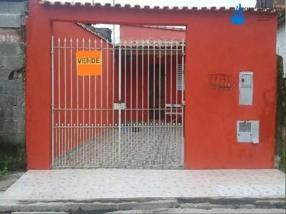 Casa No Litoral Com Contrato De Compra E Venda! - 1953