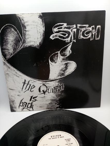 Lp Stitch The Queen Is Back Ñ Black Fate Trance Accept