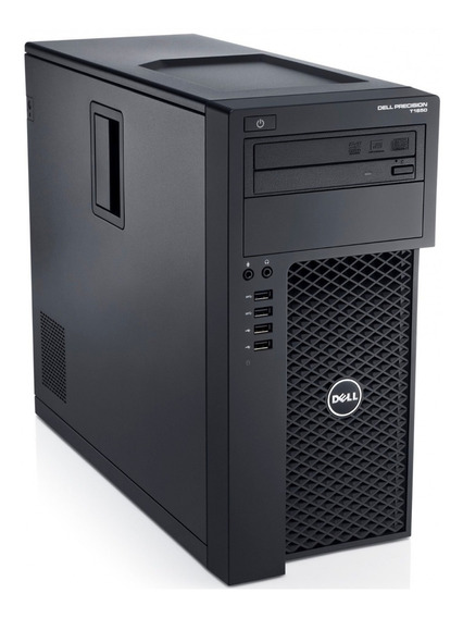Workstation Dell Precision T1700 Xeon E3 1220v3 16gb De Ram