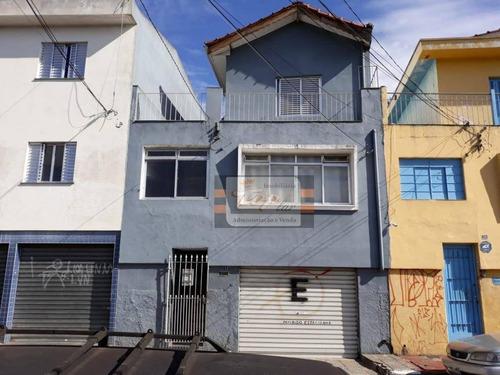 Sobrado Com 2 Dormitórios À Venda, 110 M² Por R$ 400.000 - Jardim Cidade Pirituba - São Paulo/sp - So0669