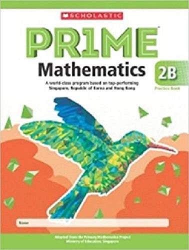Prime Mathematics 2b - Practice Book