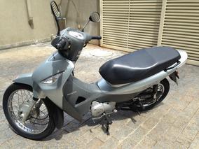 Honda Biz 125 Prata Único Dono Conservada