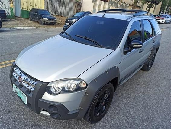 Fiat Palio Weekend Locker 1.8 Etorq. - Completa