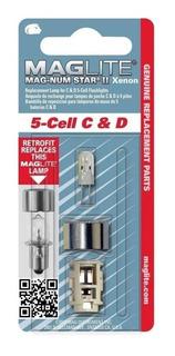 Repuesto Foco Para Lampara Maglite 5-cell C&d 500383