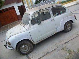 Vendo Fiat 600 Mod 65 (carrocería)