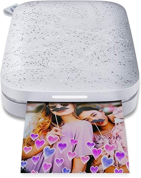 Impressora Fotográfica Instantânea Hp Sprocket 2nd Edition