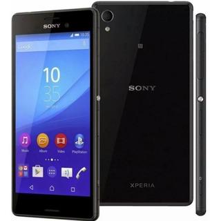 Smartphone Sony Xperia M4 Preto Semi Novo